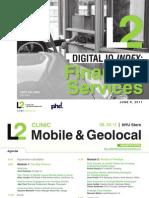 Financial Services Digital IQ 2011