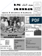 GLAS ISLAMA BROJ 2, FEBRUAR 1997