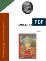 Jules Verne - Famille Sans Nom