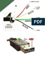 Conexion Cable Usb