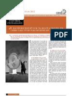 Boletin Cedla_a Quienes Beneficia Las Recervas Internacionales