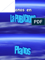 Planos y ángulos en la publicidad