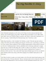 The Dog Rambler E-diary 28 August 2012