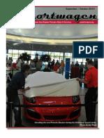 Der Sportwagen - September / October 2012