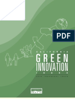 2008 Green Innovation Index