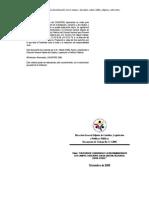 """Documento de Trabajo No.1-2005. """"OBJECIÓN DE CONCIENCIA Y LA DISCRIMINACIÓN EN LOS CAMPOS"""