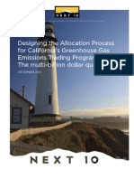 Designing the Allocation Process for Greenhouse Gas Emissions