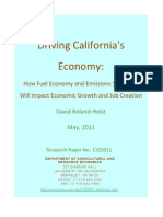 Driving Californias Economy_Vehicle Efficiency Report