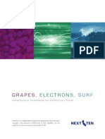Grapes Electrons Surf