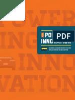 Powering Innovation EV Report 2011