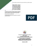 """Documento de Trabajo No. 6-2005. """"ESTUDIO ACERCA DE LAS TENDENCIAS GLOBALES Y NACIONALES SOBRE EXCLUSIÓN Y DISCRIMINACIÓN, UN ANÁLISIS PROSPECTIVO"""""""