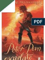 Geraldine McCaughrean - Peter Pan Escarlate
