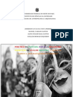 Etnografia - Livro- Carnaval