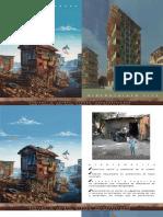 Habitat y Jardin Urbano Autosuficiente ' l o s  A n o n o s' / Biocontainer City