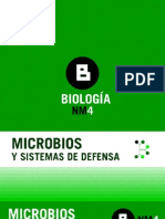 Microbios y Sistema de Defensas
