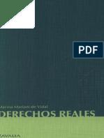 Mariani de Vidal, Marina - Derechos Reales - Tomo III