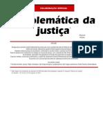 Miguel Reale - Problematica Da Justica