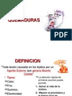 5.- QUEMADURAS