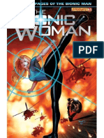 The Bionic Woman #3 Preview