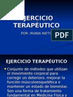 EJERCICIOTERAPUTICO-090220082857-phpapp01