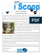 August 2012 SFAC Newsletter