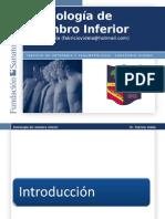 Semiología de Miembro Inferior -  Dr Fabrizio Videla de la Fundacion Sanatorio Guemes