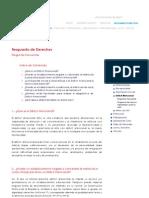 MINEDUC - Resguardo de Derechos - Déficit Atencional