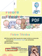 Fiebre Tifoidea Final