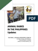 Rabies Update 2012