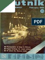 Sputnik 1969 02 Feb