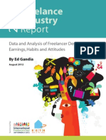 Freelance Industry Report 2012