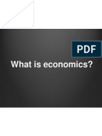 what is economics pmc igcse