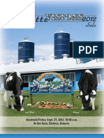 Sale Catalog - Gillette Visions 2012 Sale