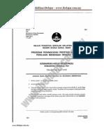Soalan Percubaan Pmr 2012 Khb-kt Kedah