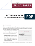 Long Term Impacts of the Recession