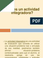 presentacion actividad integradora