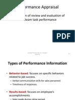 53323648 Performance Appraisal HRM