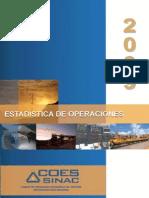 Estadistica Electrica Coes 2009