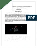 Instalacion Debian en Maquina Virtual Con Red