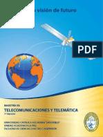 Maestria Telecomunicaciones y Telematica