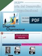 1. Historia Del Desarrollo Organizacional 3era Parte
