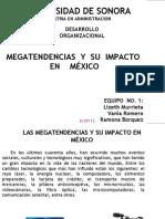 1. Megatendencias y Su Impacto en Mexico Equipo 1