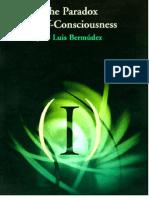 The Paradox of Self-Consciousness - José Bermúdez