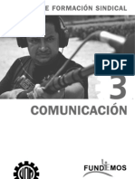 UOM Quilmes - Manual de formación sindical N° 3