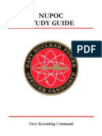 NUPOC Study Guide
