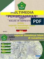 9107 Sejarah Masuknya Islam Di Nusantara