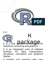 Introduction on R