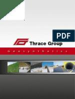 Thrace Company Brochure
