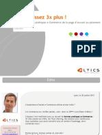 UX Et Conversion Ecommerce