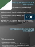 Strategic Hrm Syllabus